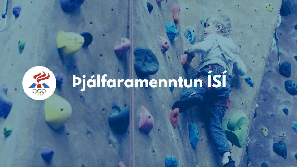 Read more about the article Þjálfaramenntun ÍSÍ – Sumar 2021
